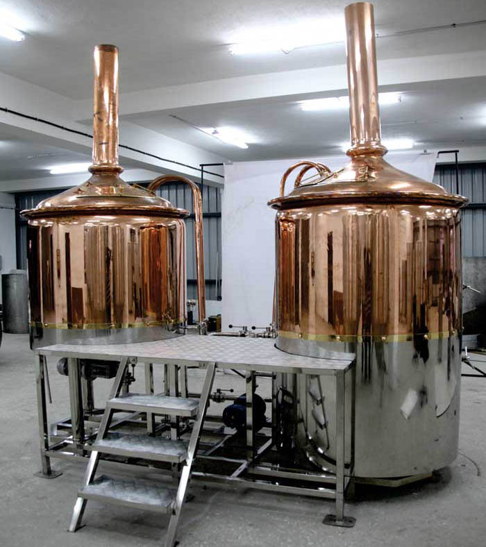 brew house equipment
